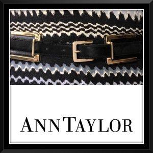 STUNNING NEVER BEEN WORN ANN TAYLOR BELT